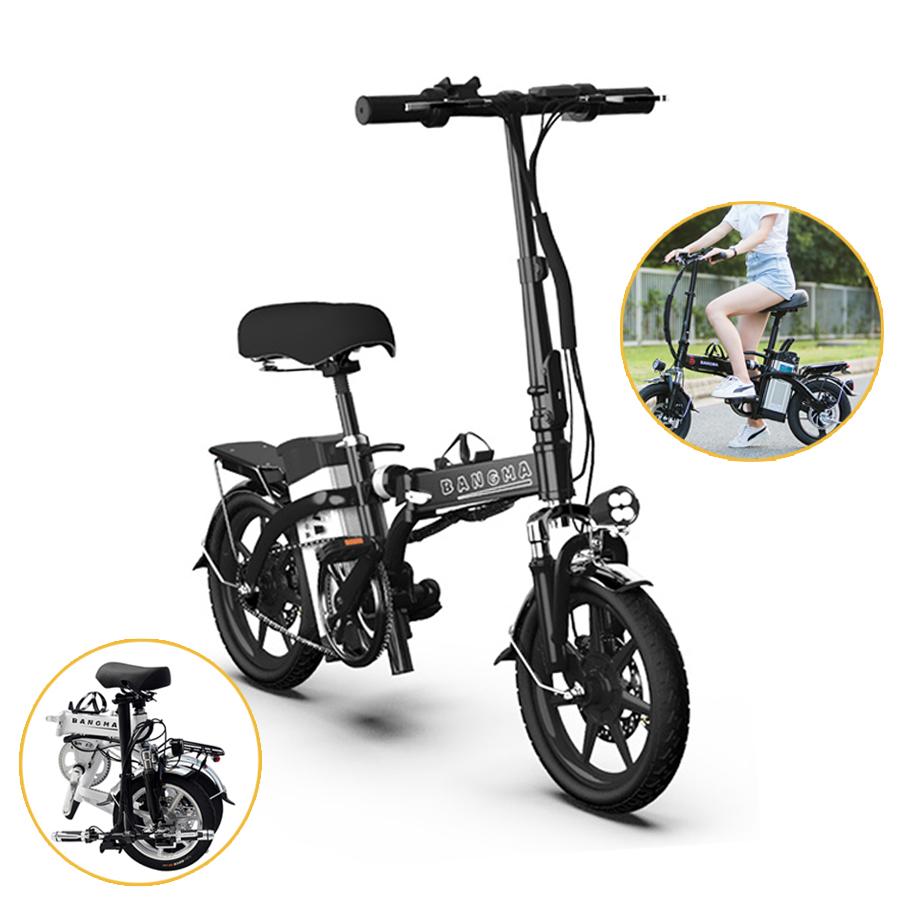 Xe đạp điện gấp sườn Bangma TDS01Z