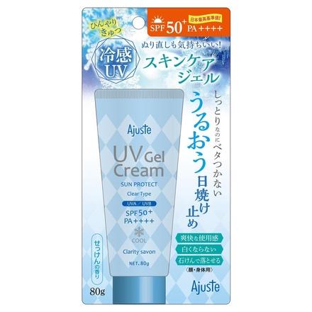 Kem chống nắng Ajuste UV Gel Cream Cool SPF50+/PA ++++