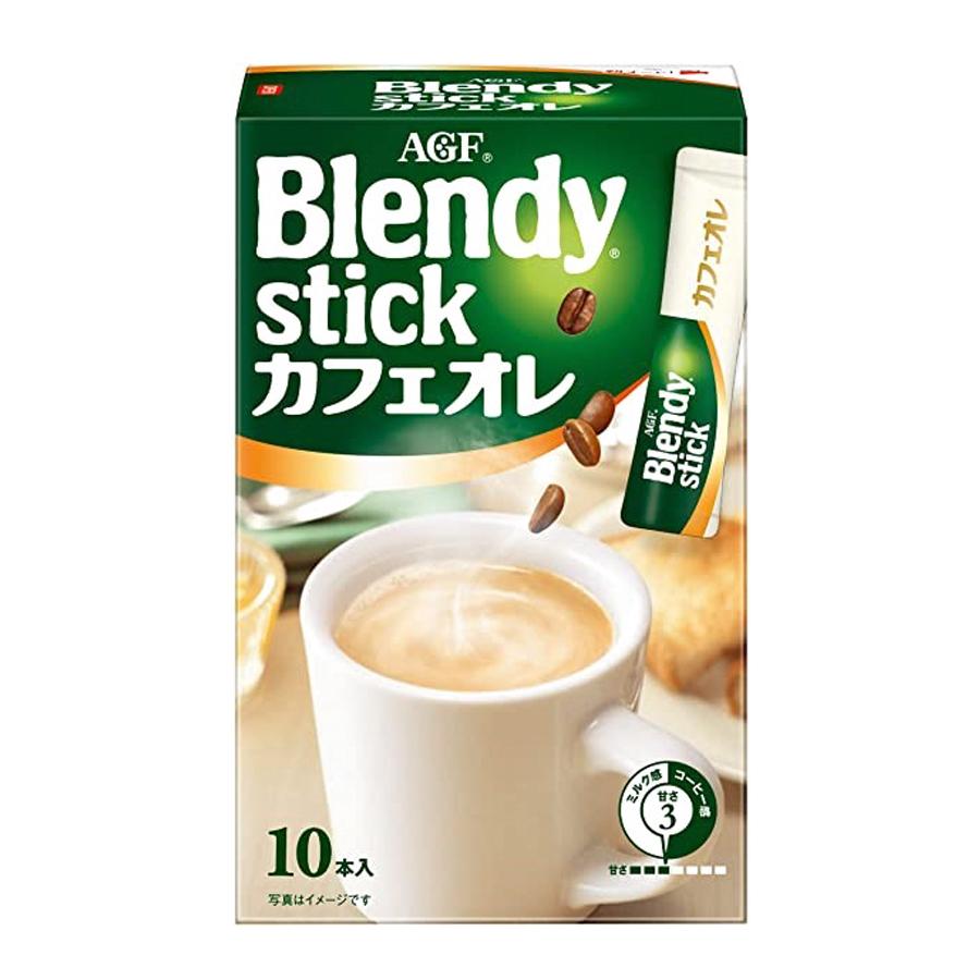Cà phê sữa AGF Blendy Stick 100g