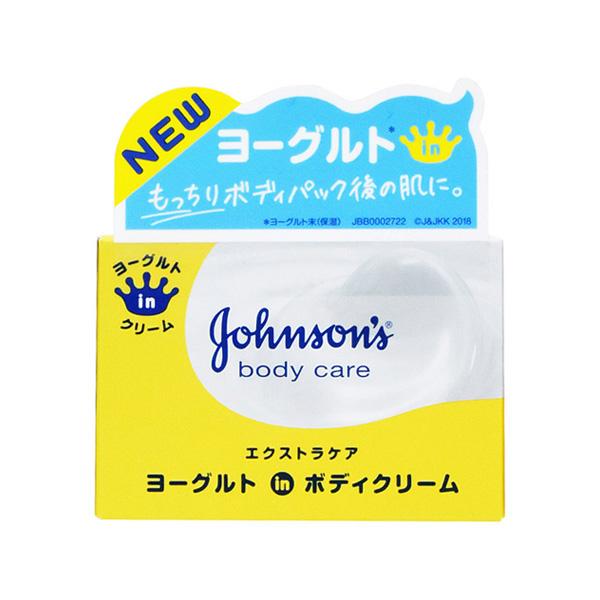 Kem dưỡng ẩm Johnson's Body Care Extra Care 100g