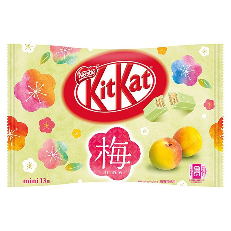 Kitkat phiên bản gấp giấy Origami vị Ume 13 thanh