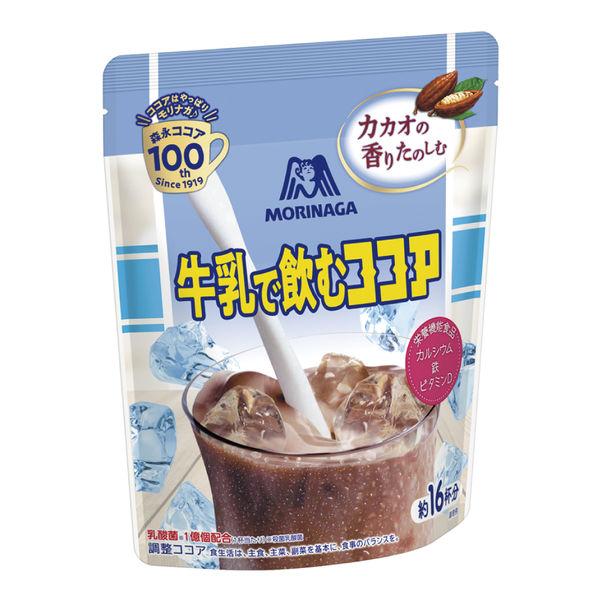 Thực phẩm bổ sung: Bột cacao uống Morinaga 200g