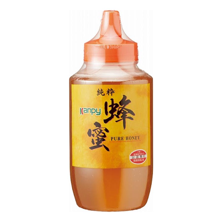 Mật ong nguyên chất 100% Kanpy 1kg