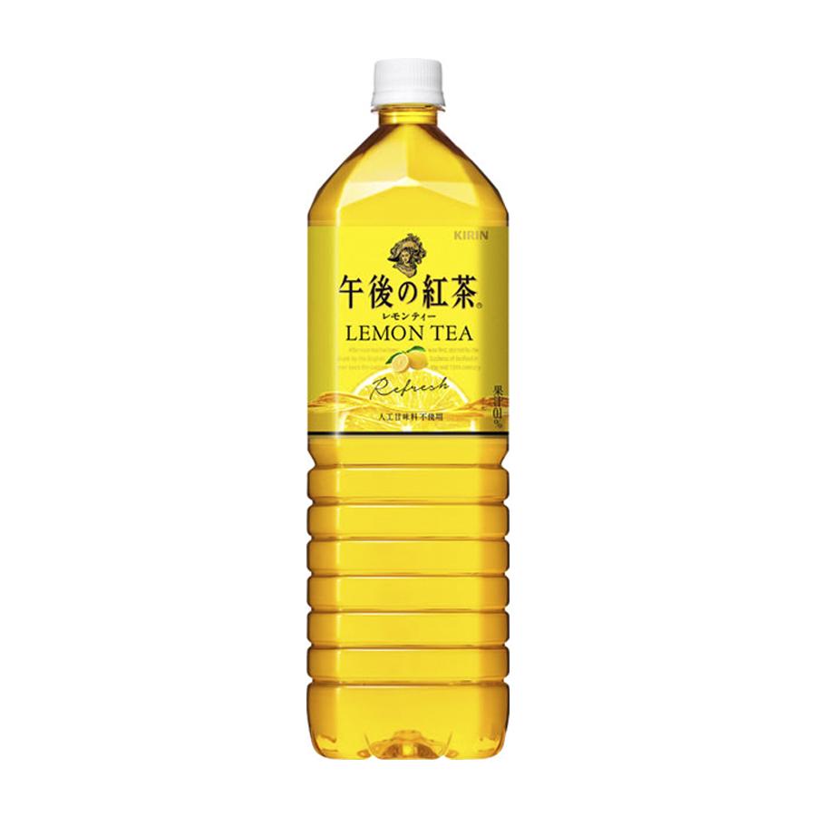 Hồng trà chanh Kirin Lemon Tea Relax 1500mL