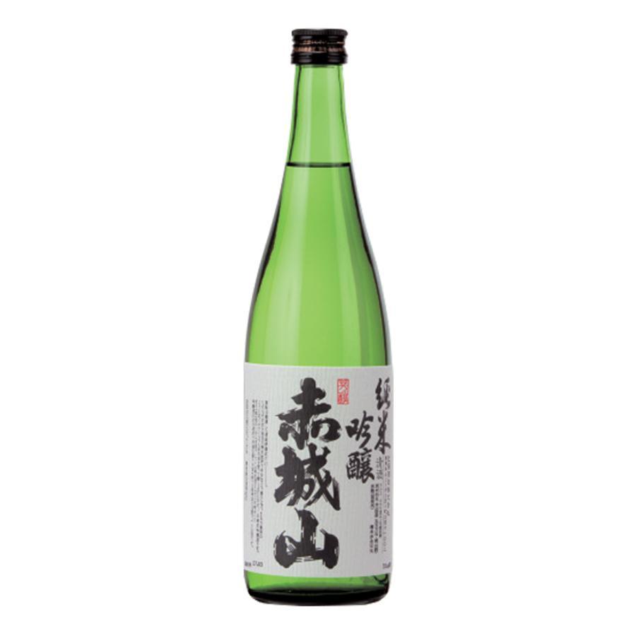 Rượu sake Junmai Ginjo Akisan 720mL