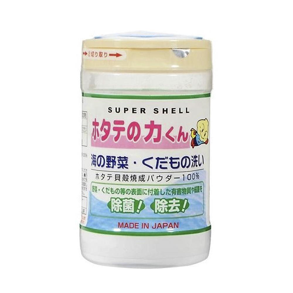 Bột rửa rau củ Super Shell 90g