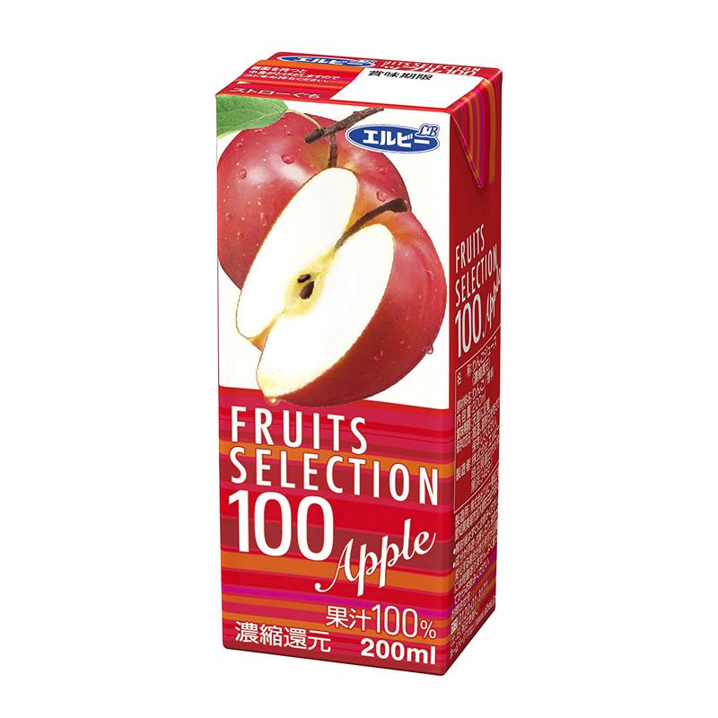Nước ép táo Fruit Selection 200mL