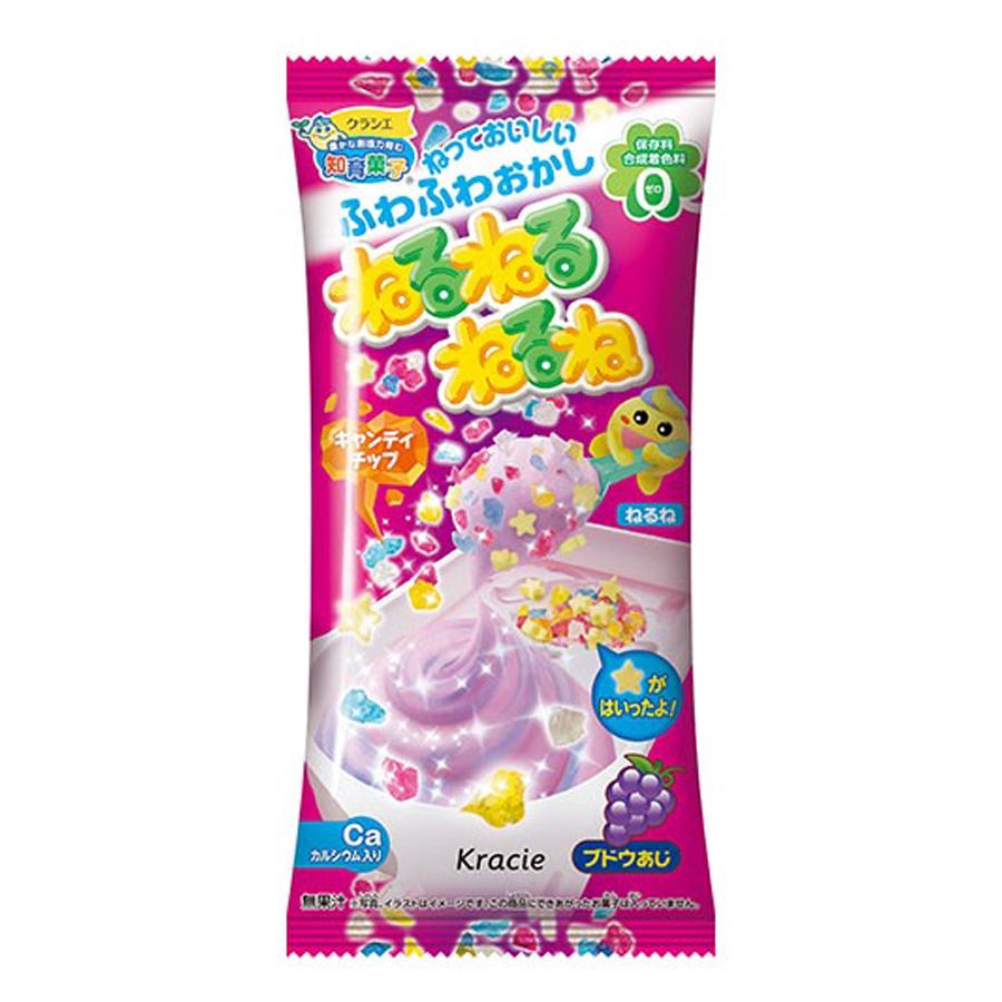 Popin Cookin Neru Neru làm kẹo Candy Chip vị nho