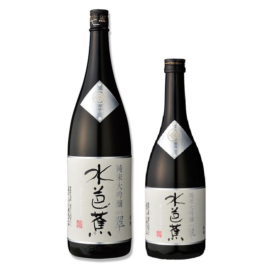 Rượu sake Junmai Daiginjo Midori