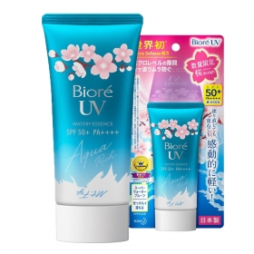 Kem chống nắng Biore Aqua Rich Watery Essence 50g (Limited)