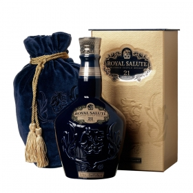 Rượu Chivas 21 Royal Salute Signature Blend 700ml