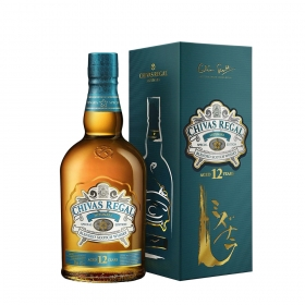Rượu Chivas Regal Mizunara 12 years Special Edition 700ml