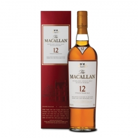 Rượu Macallan 12 Sherry Oak 700ml